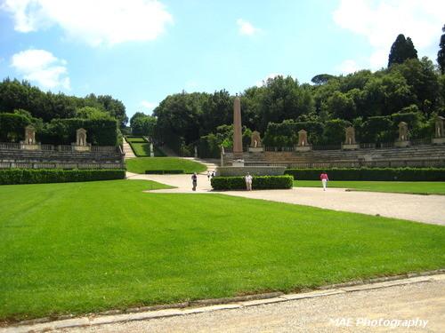 Boboli Gardens.