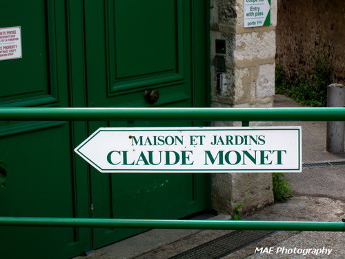 Le Clos Normand.