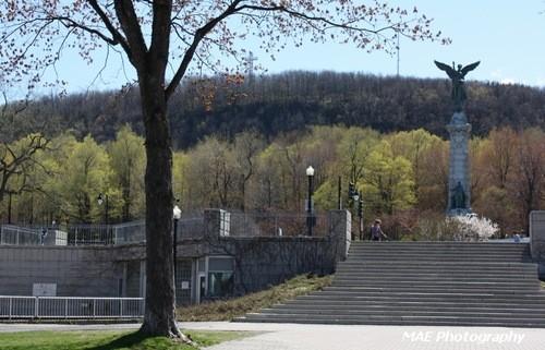 Jeanne Mance Park.