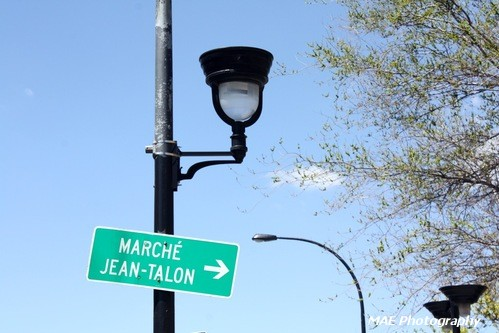 Jean Talon Market.