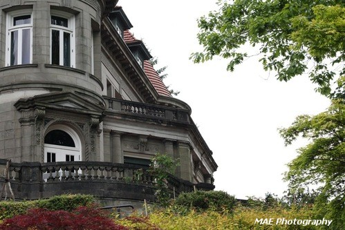 Pittock Mansion.