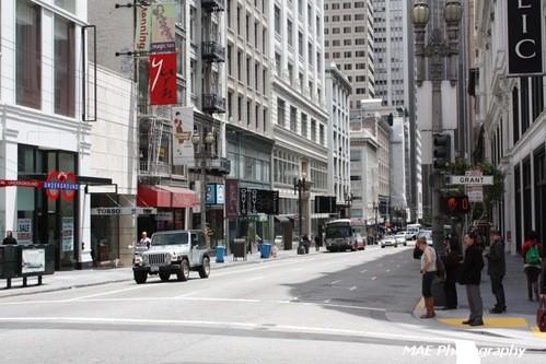 San Fran Chinatown.