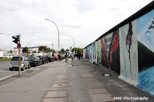 East Side Gallery.