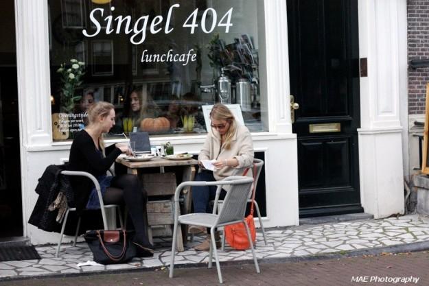 singel 404 amsterdam Silkeborg
